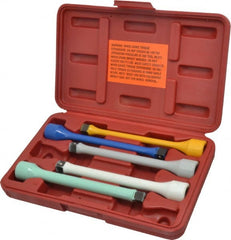 "Proto - 5 Piece, 10.7"" Long, Multi Colored Torque Extension Set - 1/2"" Drive, For Use with Wheels"