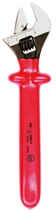 "Insulated Adjustable 12"" Wrench"