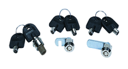Tubular Key High Security Lock Sets - For Use as 80843 Replacement