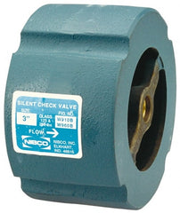 "NIBCO - 2-1/2"" Cast Iron Check Valve - Wafer, 200 WOG"