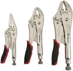 Blackhawk by Proto - 3 Piece Locking Plier Set - Comes in Pouch