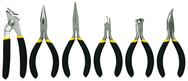 STANLEY® 6 Piece Basic Mini Plier Set