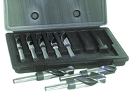 8 Pc. M42 Reduced Shank Drill Set