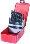 29 Pc. HSS Reduced Shank Drill Set