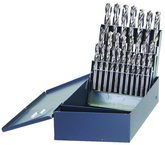 26 Pc. A - Z Letter Size HSS Bright Screw Machine Drill Set