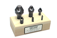 4 pc. HSS Countersink Set