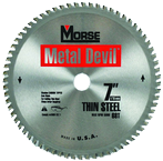 "7"" Evolution Metal Cutting Circular Saw"