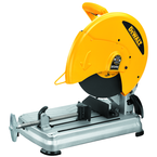 "14"" - 15 Amp - 5.5 HP - 5"" Round or 4-1/2 x 6-1/2"" Rectangle Cutting Capacity - Abrasive Chop Saw with Quick Change Blade Change System"