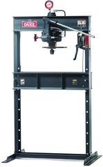 Hand Operated Hydraulic Press - 25H - 25 Ton Capacity