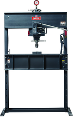 Hand Operated Hydraulic Press - 75H - 75 Ton Capacity