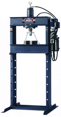 Electrically Operated H-Frame Dura Press - Force 25DA - 25 Ton Capacity