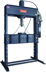 Electrically Operated H-Frame Dura Press - Force 50DA - 50 Ton Capacity