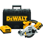 CORDLESS CIRCULAR SAW KIT