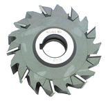3 x 1/2 x 1 - HSS - Staggered Tooth Side Milling Cutter