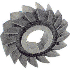 7 x 3/4 x 1-1/2 - HSS - Side Milling Cutter