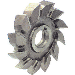 8 x 3/4 x 1-1/2 - HSS - Side Milling Cutter