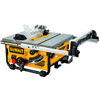 "10"" JOB SITE TABLE SAW"