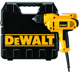 #DWD115K - 8.0 No Load Amps - 0 - 2;500 RPM - 3/8'' Keyless Chuck - Corded Reversing Drill