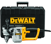 "#DWD460K - 11.0 No Load Amps - 0 - 330 / 0 - 13;00 RPM - 1/2"" Keyed Chuck - Right Angle Drill"