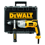 "#DWD520K - 10.0 No Load Amps - 0 - 1200 / 0 - 3;500 RPM - 1/2"" Keyed Chuck - Corded Reversing Drill"