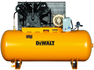 120 Gal. Two Stage Cast Iron Air Compressor, 10HP