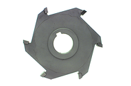 4 x 3/8 x 1 Carbide Tipped Side Milling Cutter