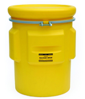 65GAL SALVAGE DRUM/OVERPACK W/BOLT