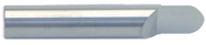 "1/2"" x 3"" - 5/8"" Split Length - SE - Carbide Radius Tool"