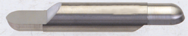 "1/2"" x 3"" - 5/8"" Split Length - DE - Carbide Radius Tool"