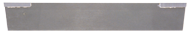 "3/16 x 1-1/8 x 6"" - Standard Tip - Carbide-Tipped DE Cut-Off Blade"