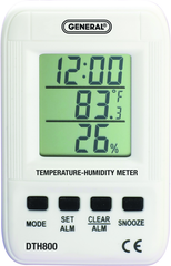 #DTH800 Digital Temperature and Humidity Monitor