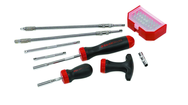40PC RATCHETING SCREWDRIVER SET