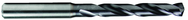 9.90mm Dia-5XD Coolant-Thru 2-Flute HY-PRO Carbide Drill-HP255