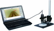 #ISM-PM600SA 450X - 600X Digital Measuring Microscope