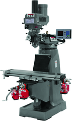 JTM-1 Mill With ACU-RITE 200S DRO and X-Axis Powerfeed