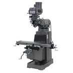 JTM-1050 Mill With ACU-RITE VUE DRO With X-Axis Powerfeed and Air Powered Draw Bar