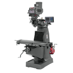 JTM-4VS-1 Mill With 3-Axis ACU-RITE 200S DRO (Knee) With X-Axis Powerfeed