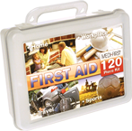 120 Pc. Multi-Purpose First Aid Kit