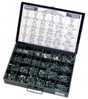710 Pc. Cap Screw Assortment - Grade 5 Coarse