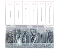 Cotter Pin Assortment - 1/16 thru 5/32 Dia