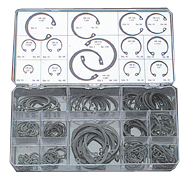 Housing Ring Assortment - 1/2 thru 1-3/4 Dia