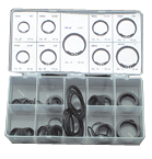 Retaining Pin Assortment - 1/2 thru 1-1/4 Dia
