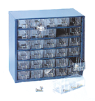 SS Machine Screw Assortment - 4-40 thru 1/4-20 Dia