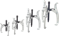 "4 Piece - 3; 4; 6; 8"" - Gear Puller Set"