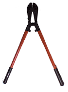 Bolt Cutter -- 42'' (Rubber Grip)