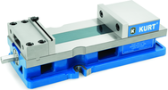 "Plain Anglock Vise - Model #HDM691- 6"" Jaw Width- Metric"