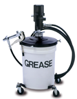 Air Operated Grease System for 35 lb Pails