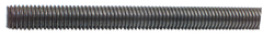 Threaded Rod - 1-8; 3 Feet Long; B-7 Alloy