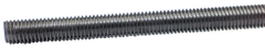 Threaded Rod - 7/8-9; 3 Feet Long; Stainless Steel