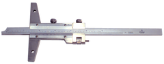 0 - 6 Measuring Range (.001 Grad.) - Vernier Depth Gage